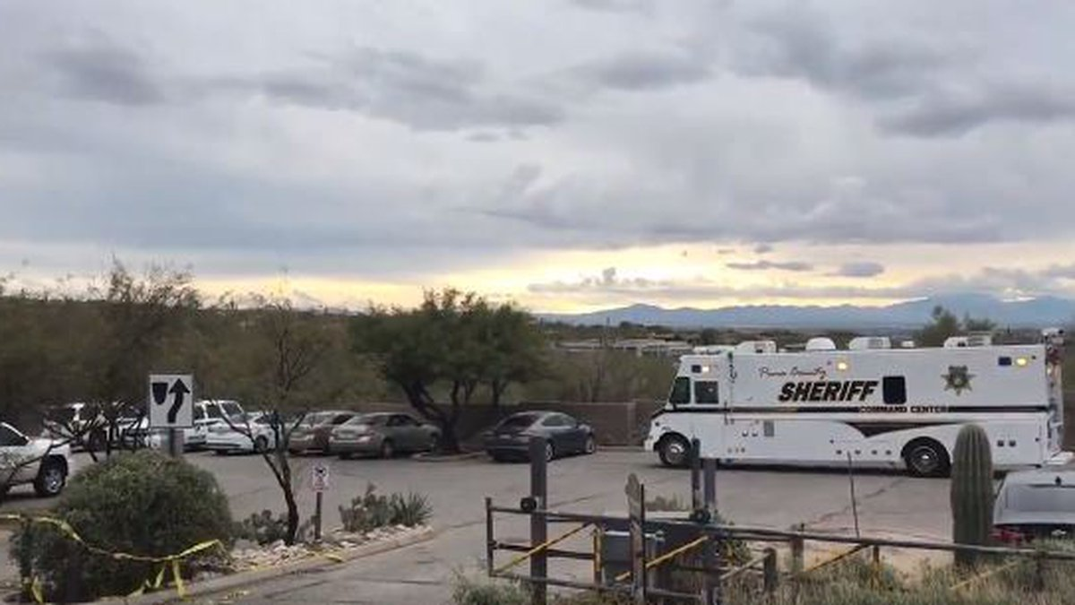 Human remains have been found on the Pima Canyon Trial in Tucson.