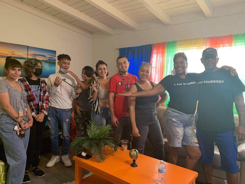 Tucson non-profit provides tiny homes to youth