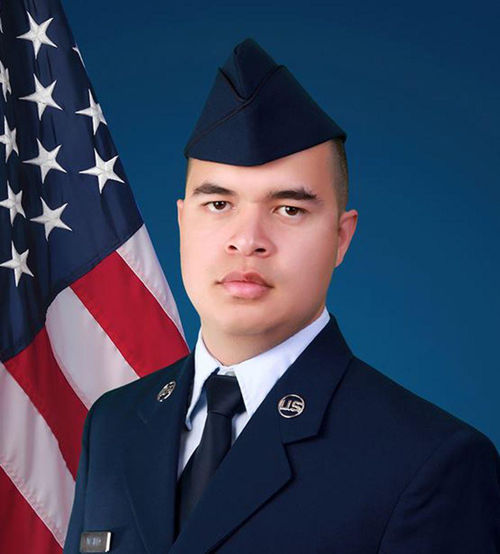 U.S. Air Force Airman Thomas K. Masilko (Source: U.S. Air Force)