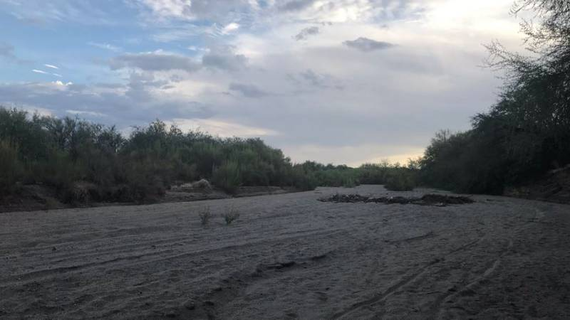 The National Weather Service of Tucson has issued a flash flood warning for parts of Pima...