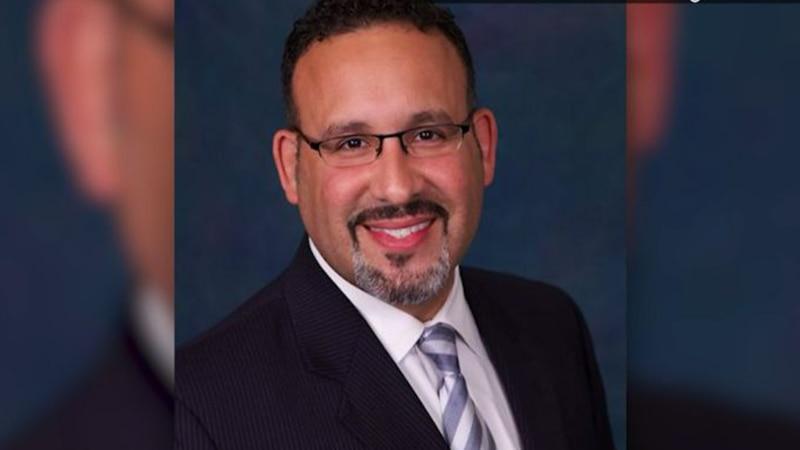 Miguel Cardona has been selected as education secretary by President-elect Joe Biden.
