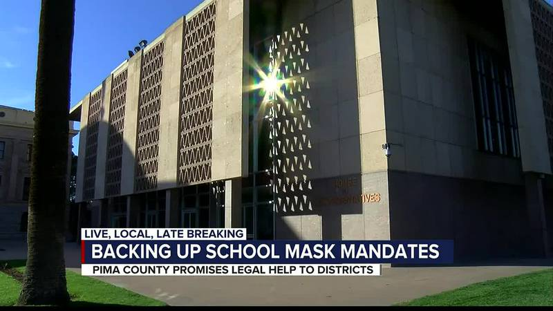 Pima County offers legal help to schools with mask mandates