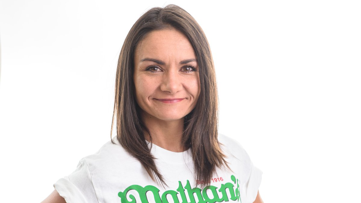 Tucson's very own Michelle Lesco is preparing to compete in this year's Nathan's Famous Fourth...