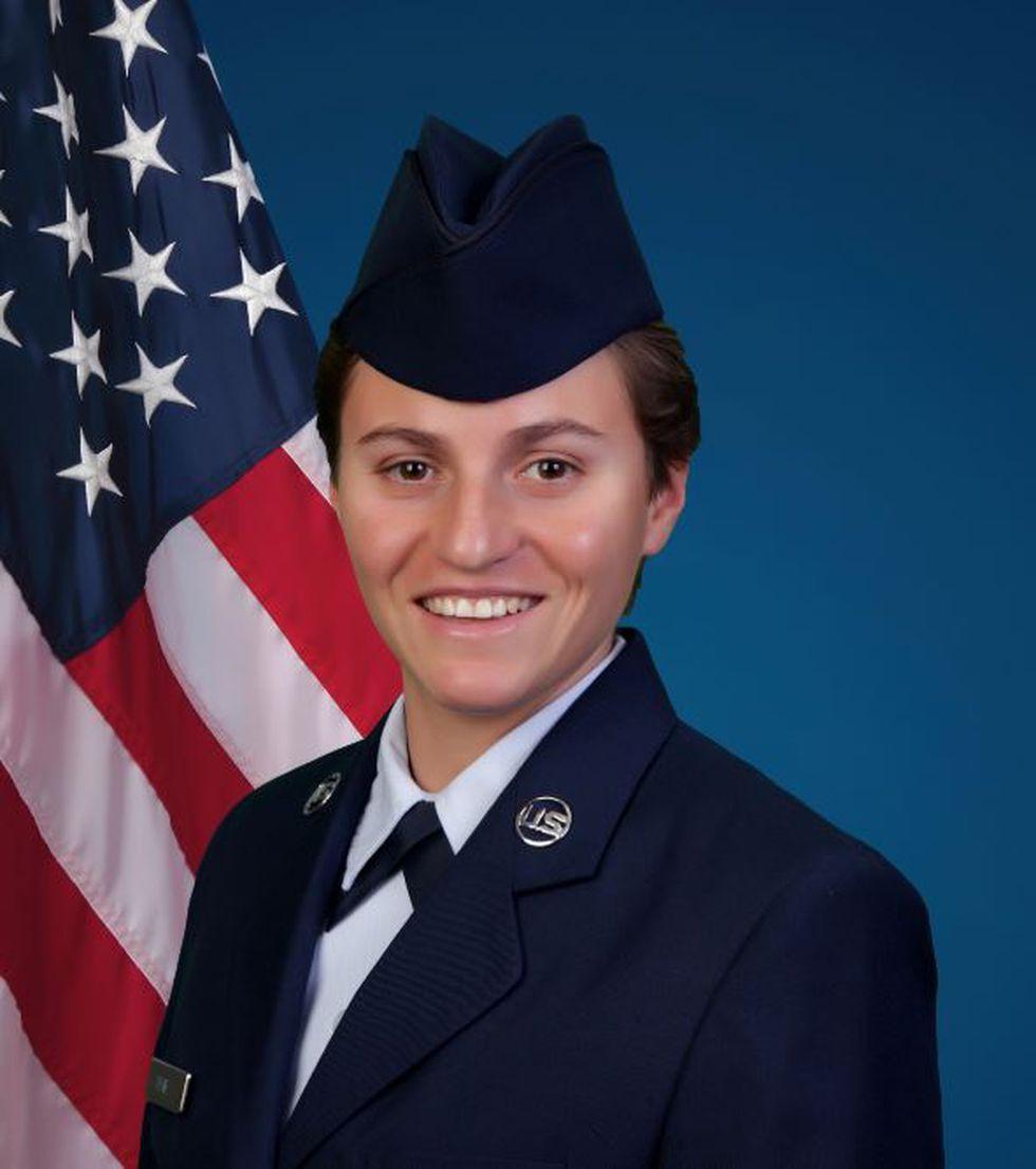 U.S. Air Force National Guard Airman Sierra M. Perez (Source: U.S. Air Force)