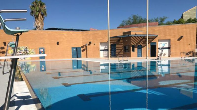 Pools and Splash Pads to Open April 19