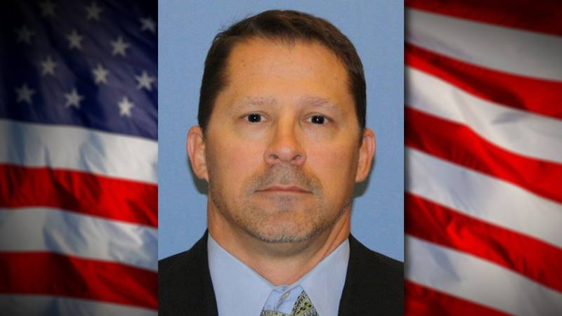 DEA agent Mike Garbo was killed in a shooting in Tucson, Arizona, on Monday, Oct. 4.
