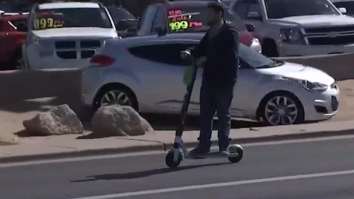 City gives preliminary approval for scooters. (Source: KOLD News 13)