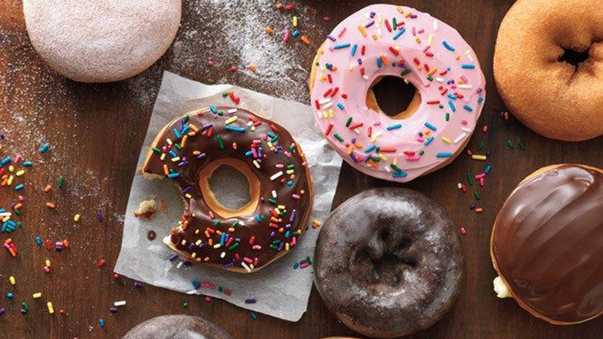 Dunkin Donuts will celebrate National Donut Day on June 1. (Dunkin Donuts)