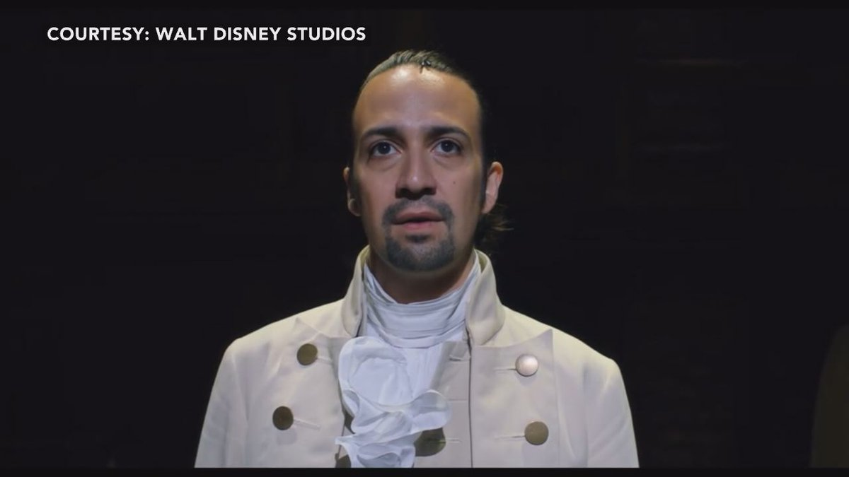 """""""Hamilton"""" and """"In the Heights"""" creator Lin-Manuel Miranda recently donated $25,000 to a local..."""