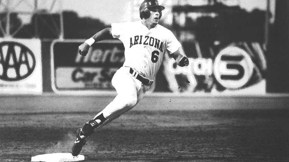 Chip Hale played for the Arizona Wildcats in 1984-87.