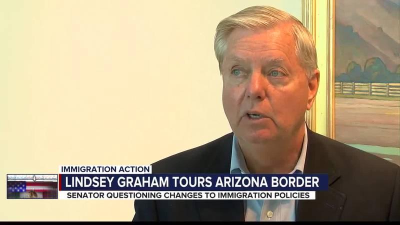 SC Sen. Graham in Tucson