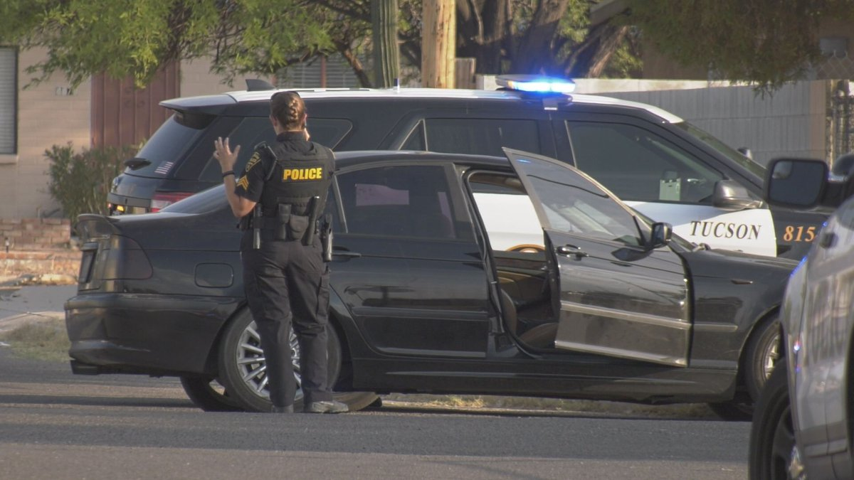 The Tucson Police Department is investigating the incident.