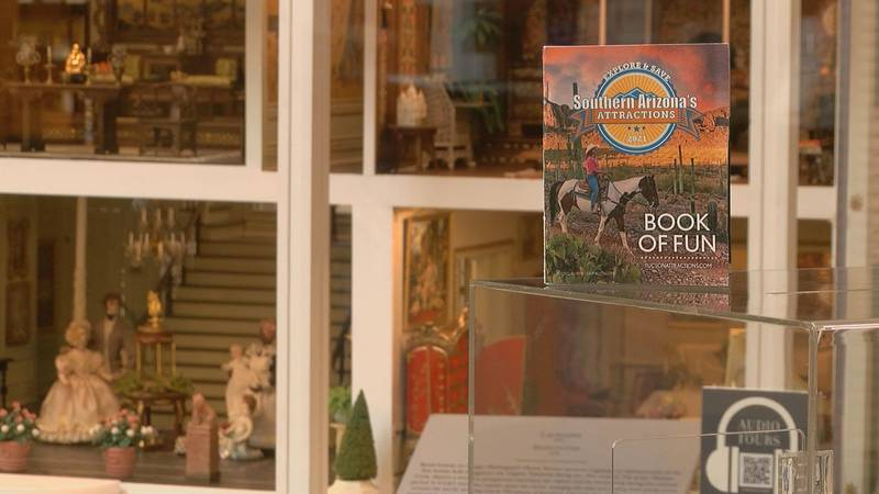 The Southern Arizona Attractions Alliance is releasing their summer Book of Fun passport the...