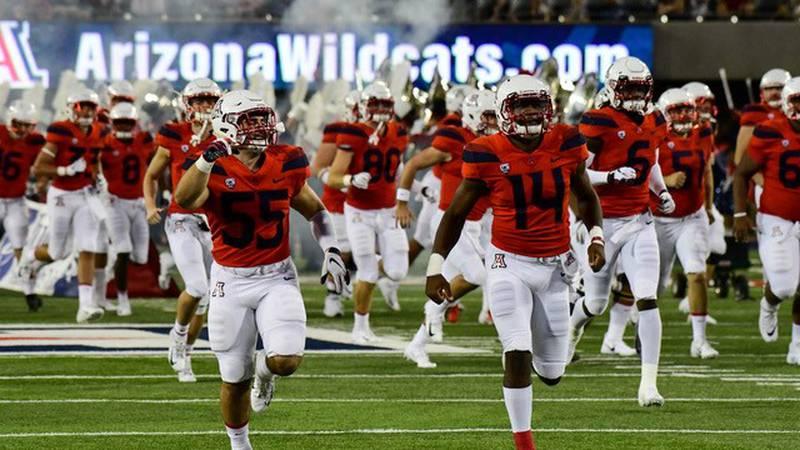 The Arizona Wildcats beat the Cal Bears 24-17 in a Pac-12 game Saturday night at Arizona...