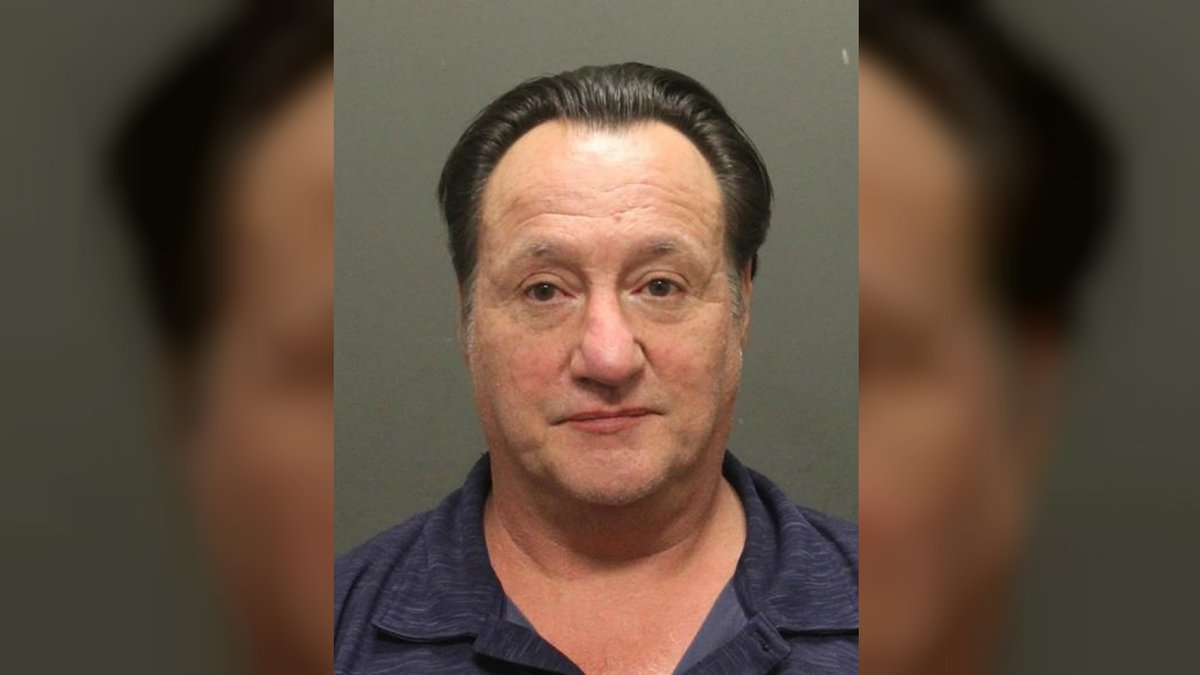 Aloyious Niess , 55, was arrested by the PIma County Sheriff's Department for his alleged...