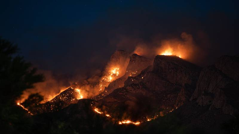 The Bighorn Fire was started by a lightning strike on June 5, 2020. It went on to become one of...