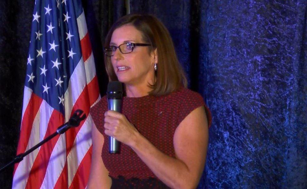 Congresswoman Martha McSally. (Source: Tucson News Now)