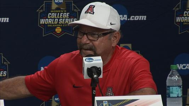 Legendary softball coach Mike Candrea retired after 36 seasons at the University of Arizona.
