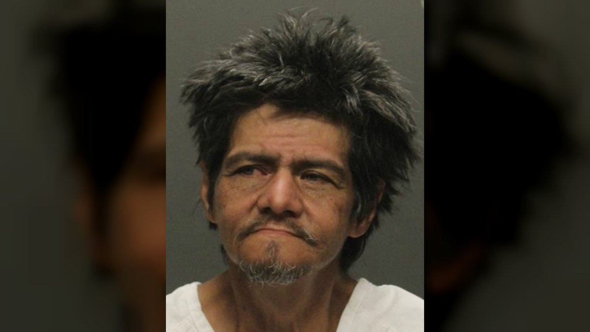 Steven Henry Trejo arrested in relation to vandalism at St. Augustine Cathedral