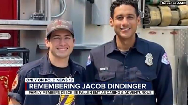 Family of Jacob Dindinger remember their hero
