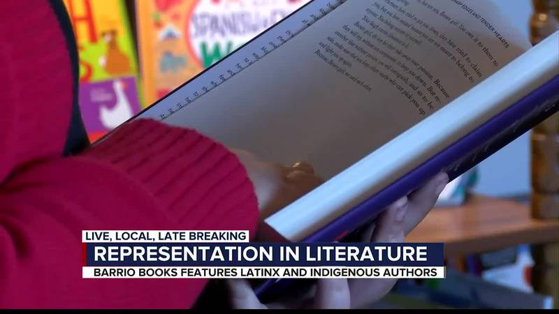 Latinx representation in literature