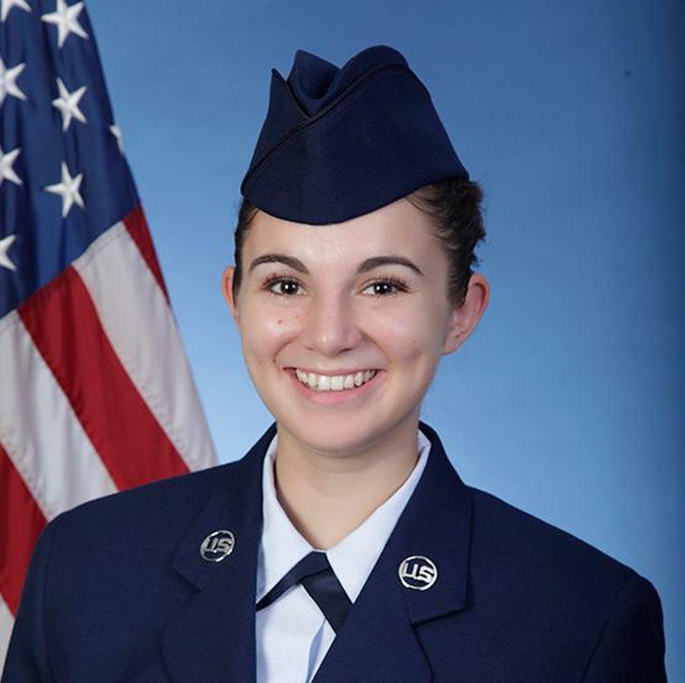 U.S. Air Force Airman Breanna K. Klemm (Source: U.S. Air Force)