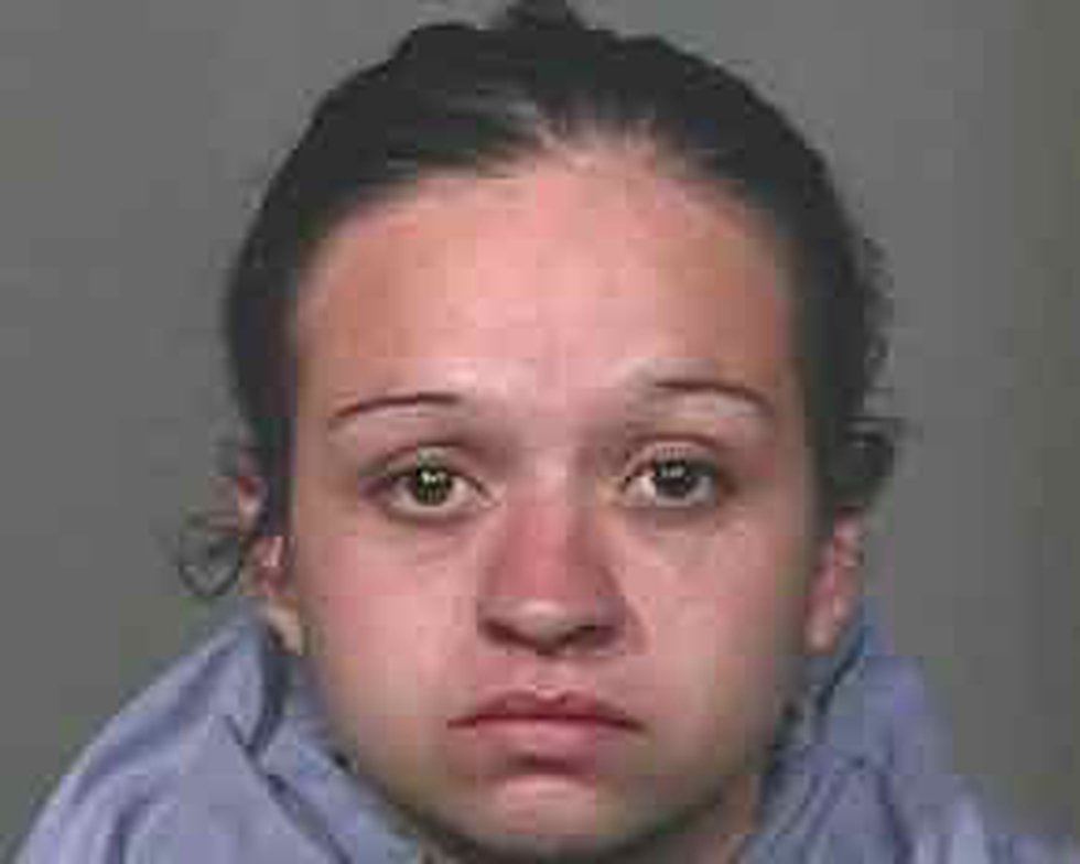 Gonzales' booking photo from the Pima County Jail. She crafted a plea deal with the county in...