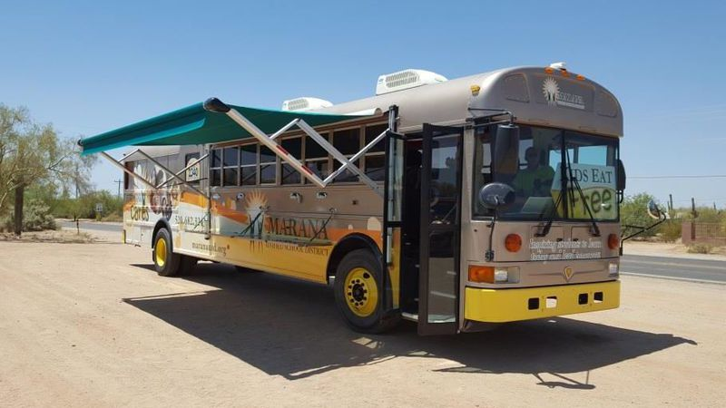 The Marana Unified School District said it will offer free meals during the summer break for...