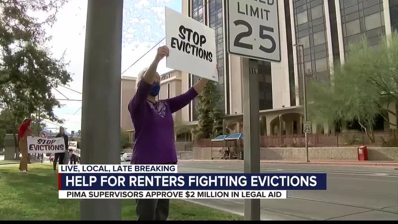 Rent relief is in sight