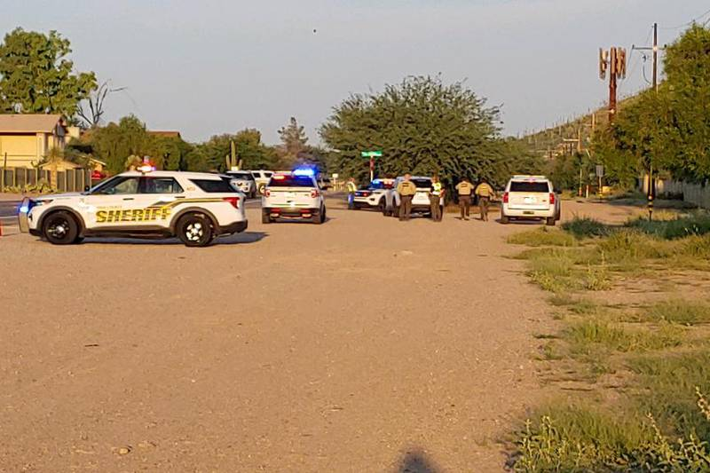 The crash happened at Los Reales Road and Camino Libertad on Wednesday, Sept. 8.