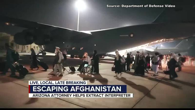 Escaping Afghanistan