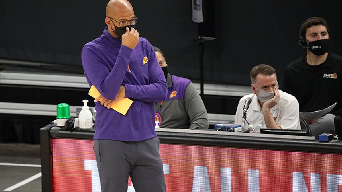 Phoenix Suns coach Monty Williams knows both of the team's potential first-round opponents are...