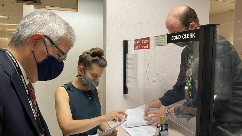 On Monday, Pima County Attorney Laura Conover filed 14 petitions to have marijuana convictions...
