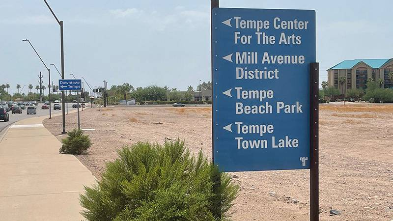 The Arizona Coyotes' plan for a stadium in Tempe could be impacted by a proposed $70 million...