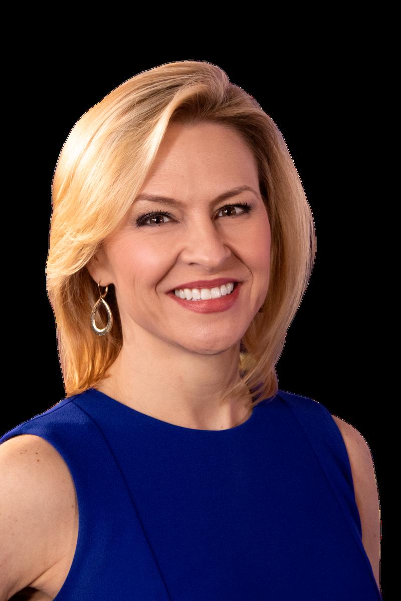 Headshot of Erin Christiansen, Chief Meteorologist