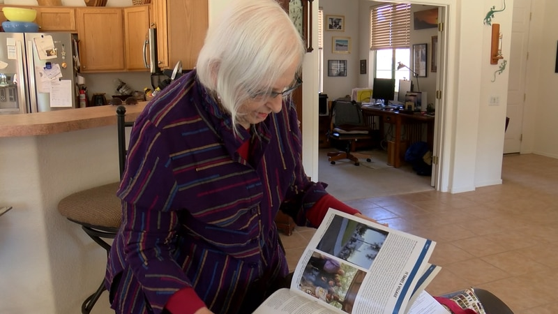 Anne Lowe is a retired teacher who continues to give back to the Tucson community in several...