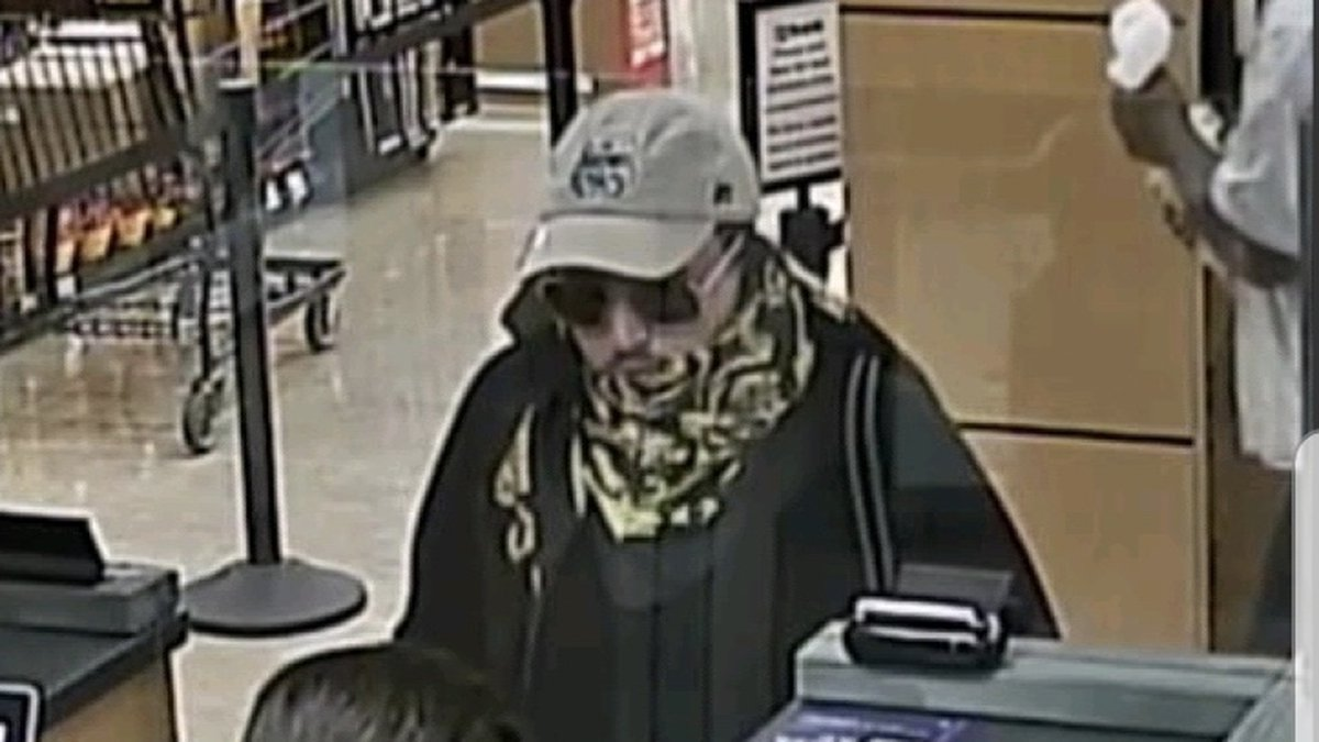Authorities with the Pima County Sheriff's Department said the man in the photo above is a...