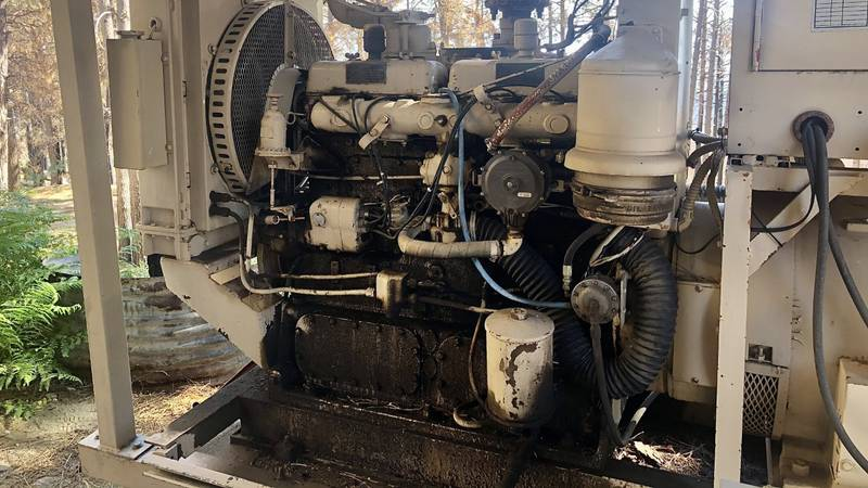 The goal is to raise $40,000 for a new generator so the department has a backup plan when the...