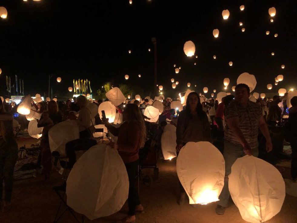 Lantern Festival Pinal Fairgrounds