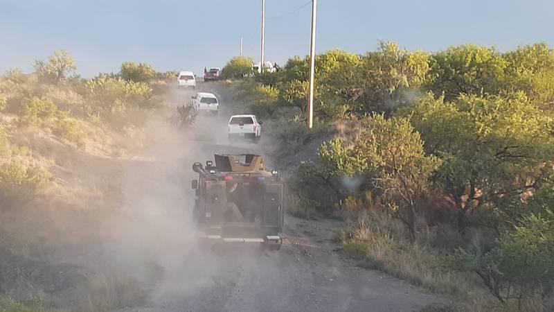 Border Patrol raids humanitarian aid camp