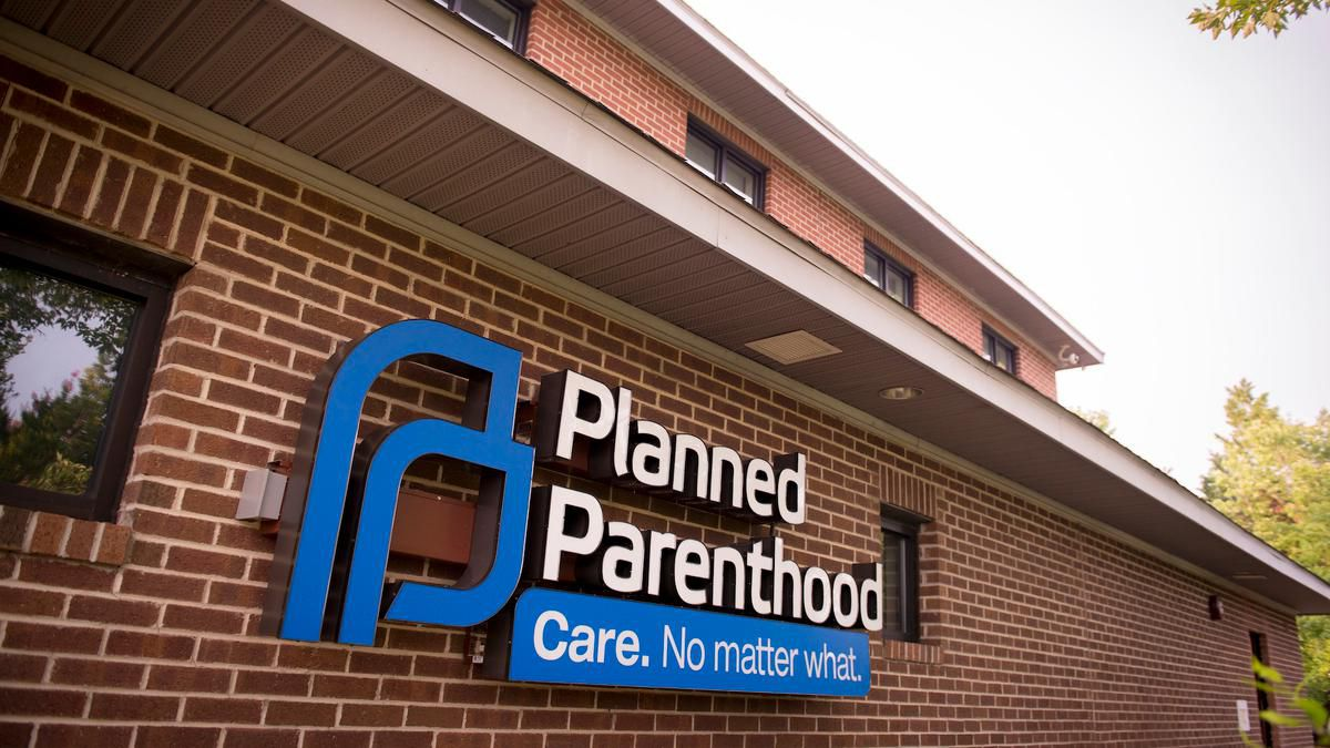 File photo of Planned Parenthood clinic
