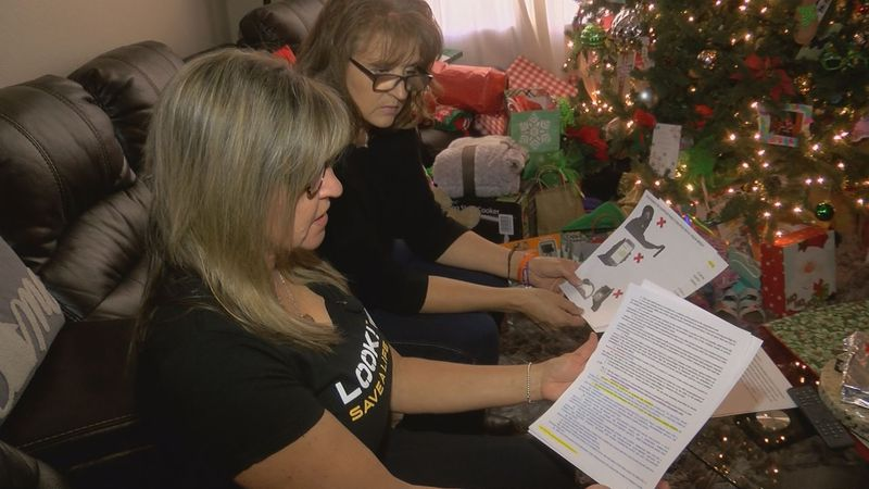 Two families affected by distracted driving hope the new law is taken seriously.