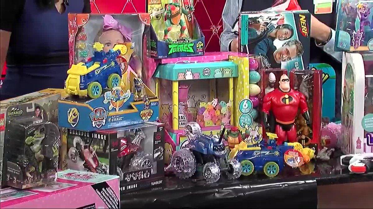 Popular Holiday Toys