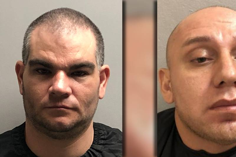David Andrew Thomas Suitts and Oscar Zeledon-Sobalavar are accused of using the internet to get...