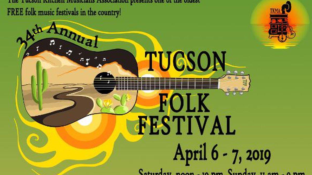 (Source: Tucson Folk Festival)