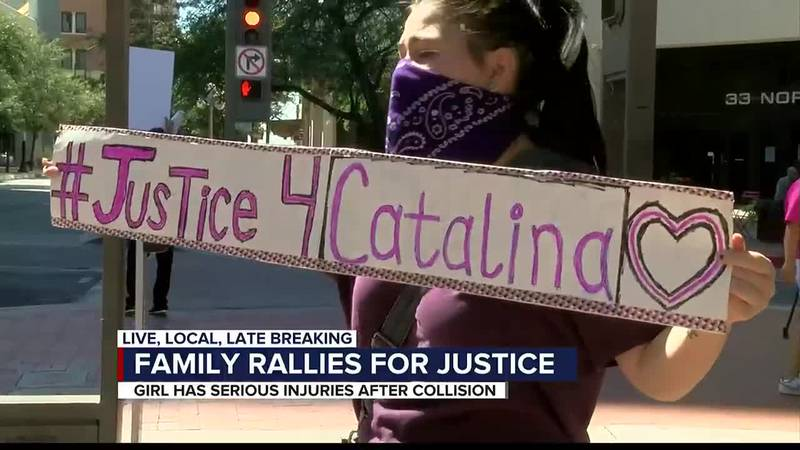 Catalina's family rallies for justice