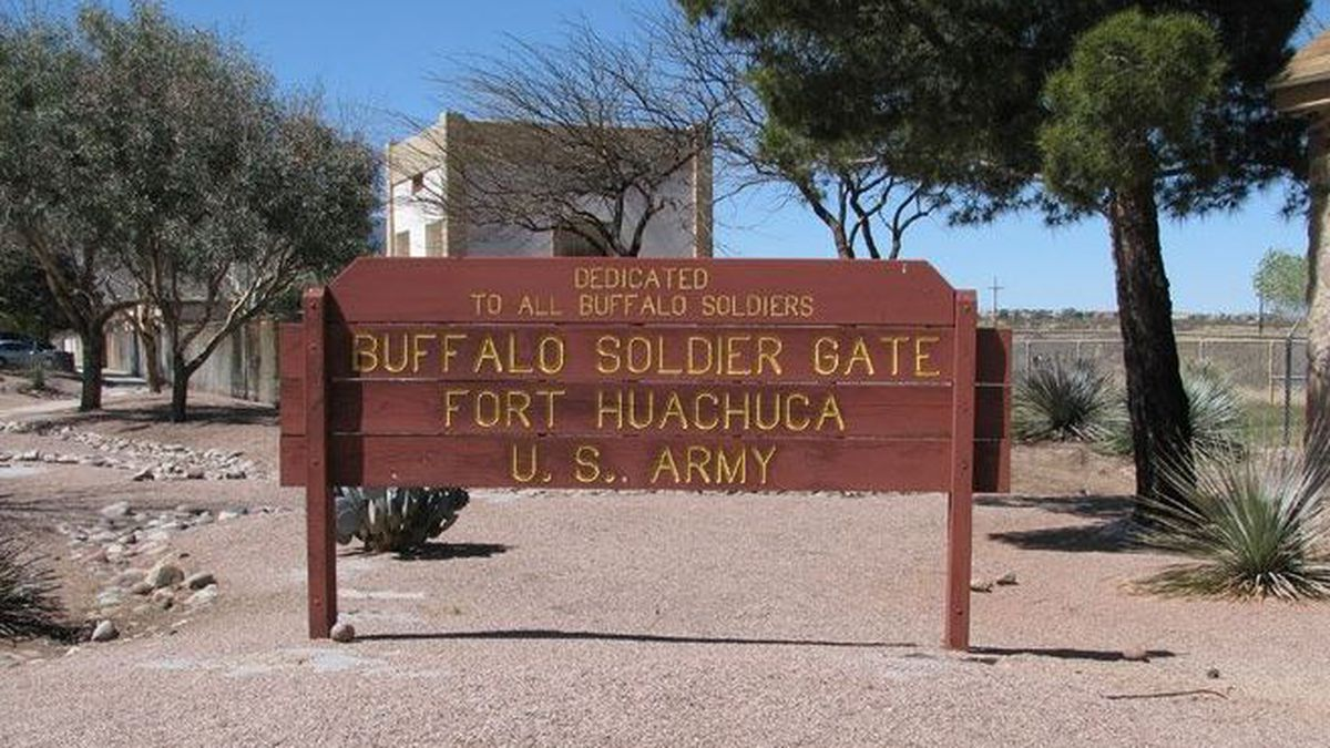 Hours change for Buffalo Soldier Gate at Fort Huachuca (Source: US Army/Fort Huachuca)