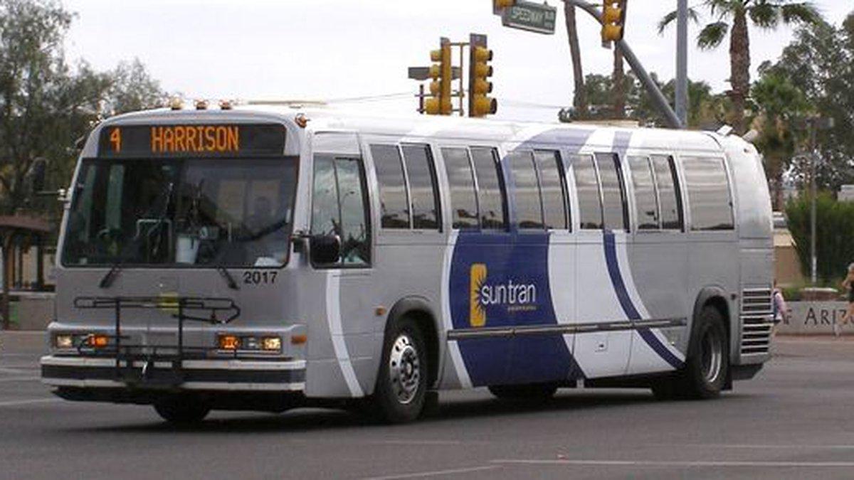 Sun Tran bus (Source: Sun Tran)
