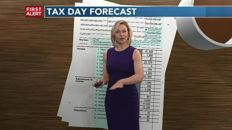 KOLD FIRST ALERT FORECAST MAY 14, 2021