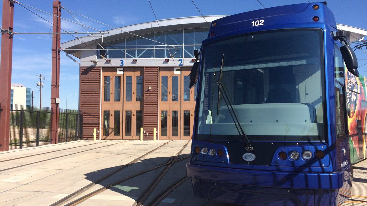 Sun Link is celebrating its two-year anniversary with free rides and live music Saturday....
